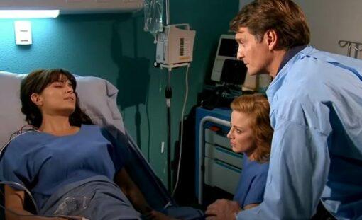 Quando Me Apaixono: Antes de morrer Marina faz pedidos a Jerônimo e Renata