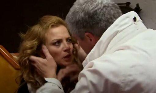 Quando Me Apaixono: Augusto tenta abusar de Renata
