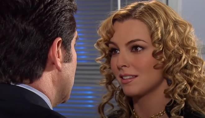 Amores Verdadeiros: Kendra relava para Nelson que está grávida