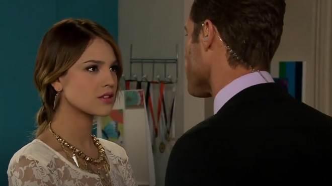 Amores Verdadeiros: Nikki joga na cara de Gusmão que vai se casar