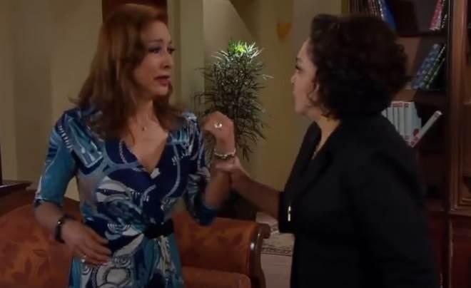 Amores Verdadeiros: Candelária culpa Paula pela morte de Cristina