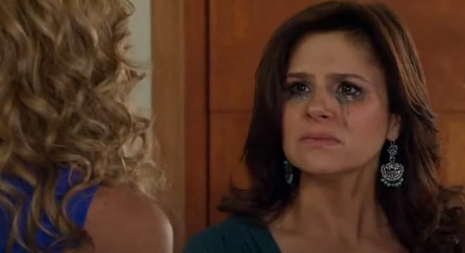 Amores Verdadeiros: Cristina conta para Kendra que é filha de Aníbal