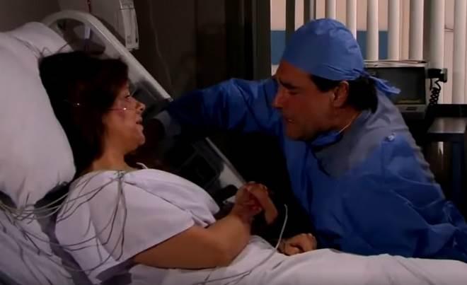 Amores Verdadeiros: Antes de morrer Cristina faz pedido a José Ângelo
