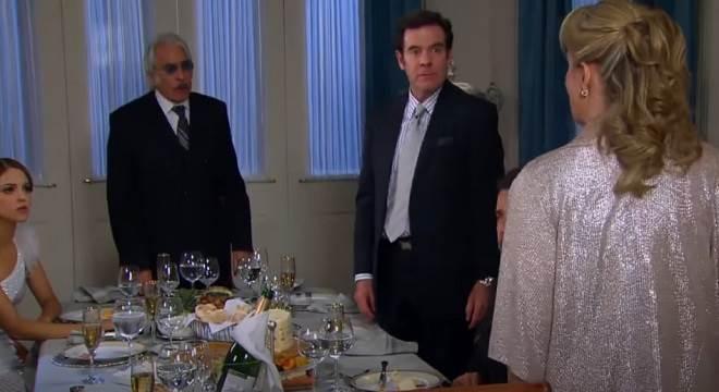 Amores Verdadeiros: Nelson estraga jantar de noivado de Nikki com revelação