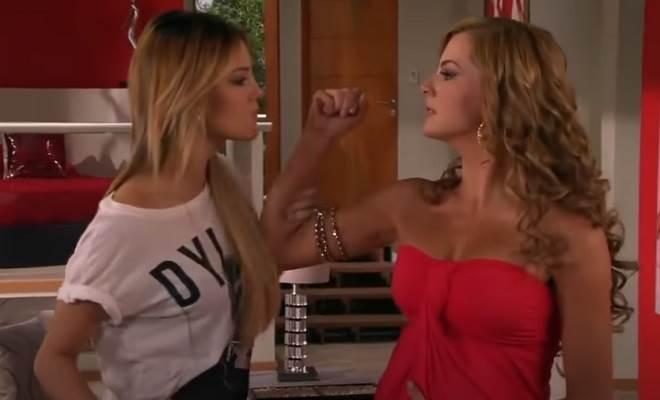 Amores Verdadeiros: Vitória conta para Nikki que Kendra é amante de Nelson