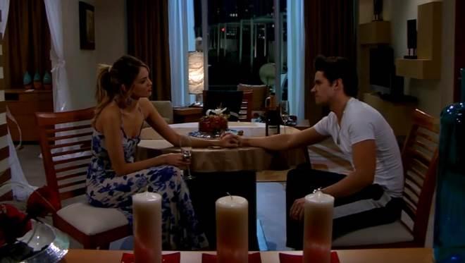 Amores Verdadeiros: Roy fala de Liliana para Nikki e revela que casou por interesse
