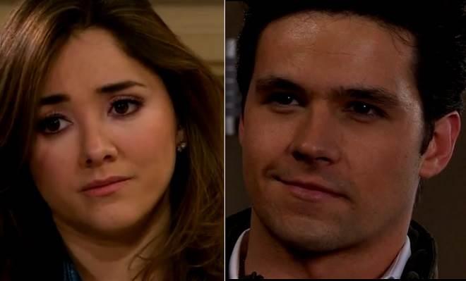 Amores Verdadeiros: Após descoberta, Roy decide lutar pelo amor de Liliana