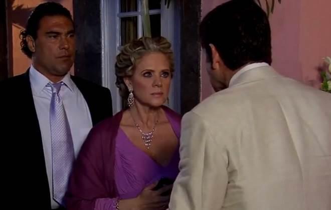 Amores Verdadeiros: Kendra revela para Vitória que Nelson vai ser pai