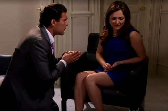 Amores Verdadeiros: José Ângelo confessa para Liliana que está namorando Vitória