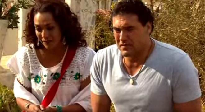 Amores Verdadeiros: Cristina manda sinal para Aguiar
