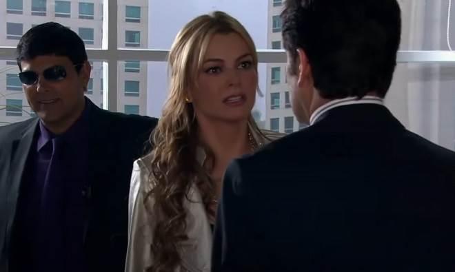 Amores Verdadeiros: Nelson descobre que Kendra e Salviano tiveram um caso