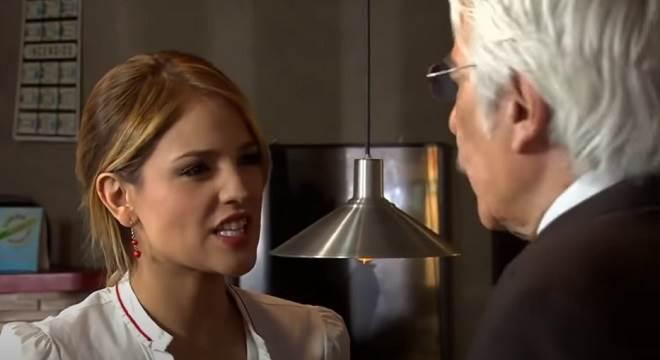 Amores Verdadeiros: Nikki se desespera ao saber que Gusmão vai deixá-la por dinheiro
