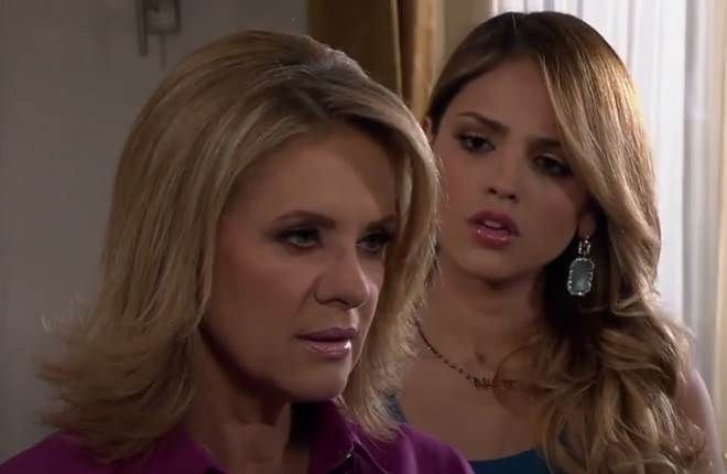 Amores Verdadeiros: Vitória conta para Nikki sobre Aguiar e se surpreende com atitude