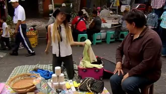 Amores Verdadeiros: Nikki vira feirante para conseguir dinheiro
