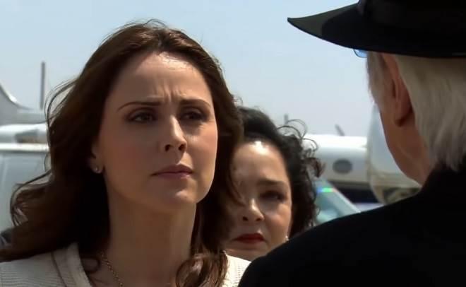 Amores Verdadeiros: Aníbal é preso e Adriana se assusta com a aparência do pai