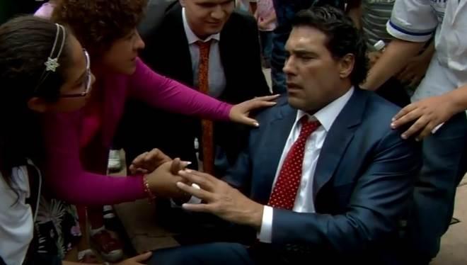 Amores Verdadeiros: José Ângelo fica cego após descobrir que Liliana não é sua filha