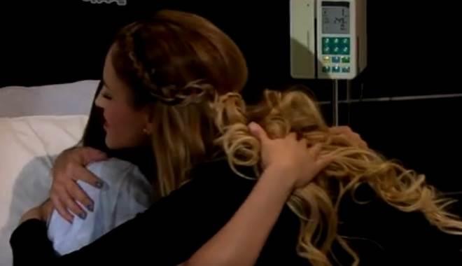 Amores Verdadeiros: Liliana e Nikki se acertam