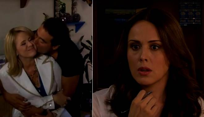 Amores Verdadeiros: Vitória e Adriana descobrem que estão grávidas