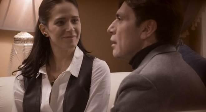Te dou a Vida: Irmã de Helena é apaixonada por Ernesto