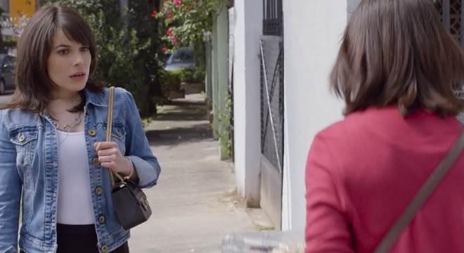 Te Dou a Vida: Mãe de Pedro coloca Gina em seu lugar