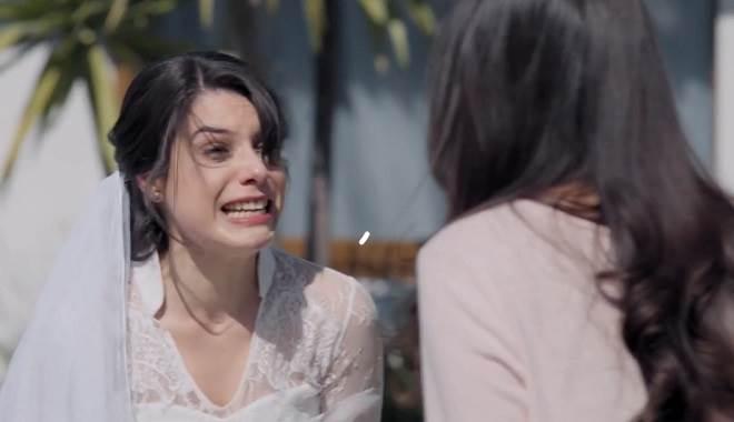 Te Dou a Vida: Após ser largada por Pedro no altar, Gina vai atrás de Helena