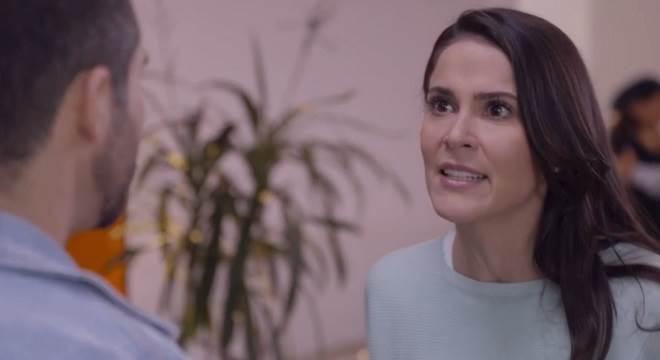 Te Dou a Vida: Ao reencontrar Pedro, Helena descobre mentira de Ernesto