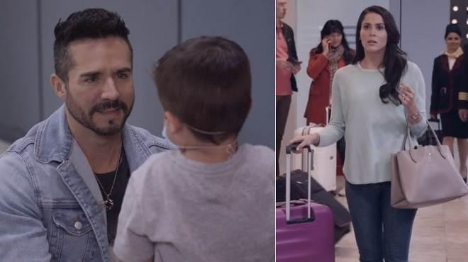 Te Dou a Vida: Nícolas e Helena voltam de Houston e reencontram Pedro