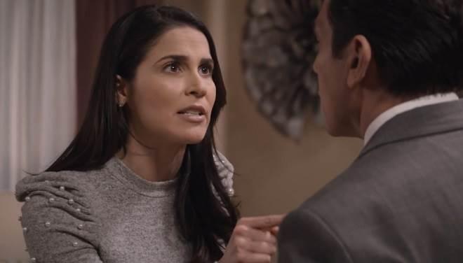 Te Dou a Vida: Helena decide se divorciar de Ernesto e ficar com Pedro