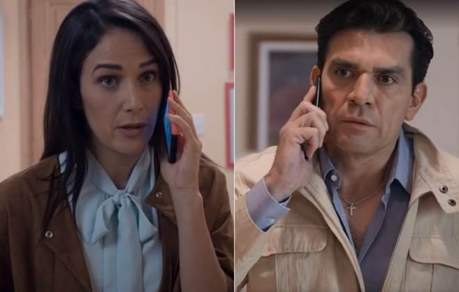 Te Dou a Vida: Irene conta a Ernesto que Helena e Pedro se beijaram