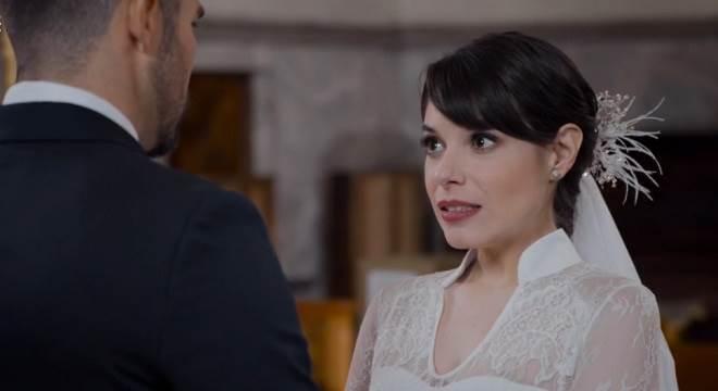 Te Dou a Vida: Pedro larga Gina no altar