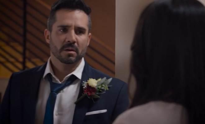 Te Dou a Vida: Após largar Gina no altar, Pedro vai atrás de Helena